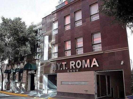 NY.T. Roma Hotel
