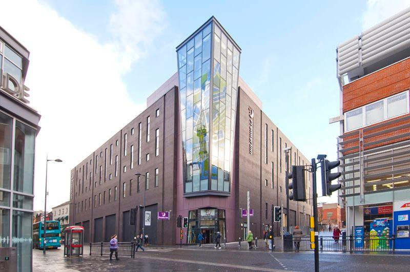 Premier Inn Liverpool City Centre (Liverpool One) Hotel