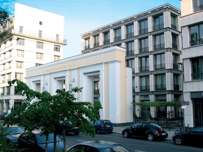 杜特斯臣劇院公寓式酒店