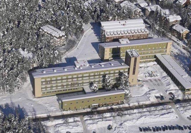 奧林匹克鄉村酒店