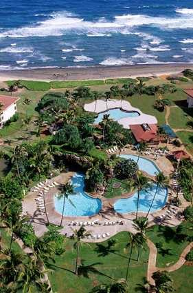 Gaia Gives Luxury Oceanfront Resort