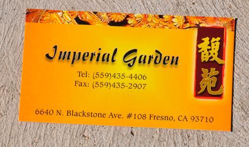 Imperial Garden Restaurant