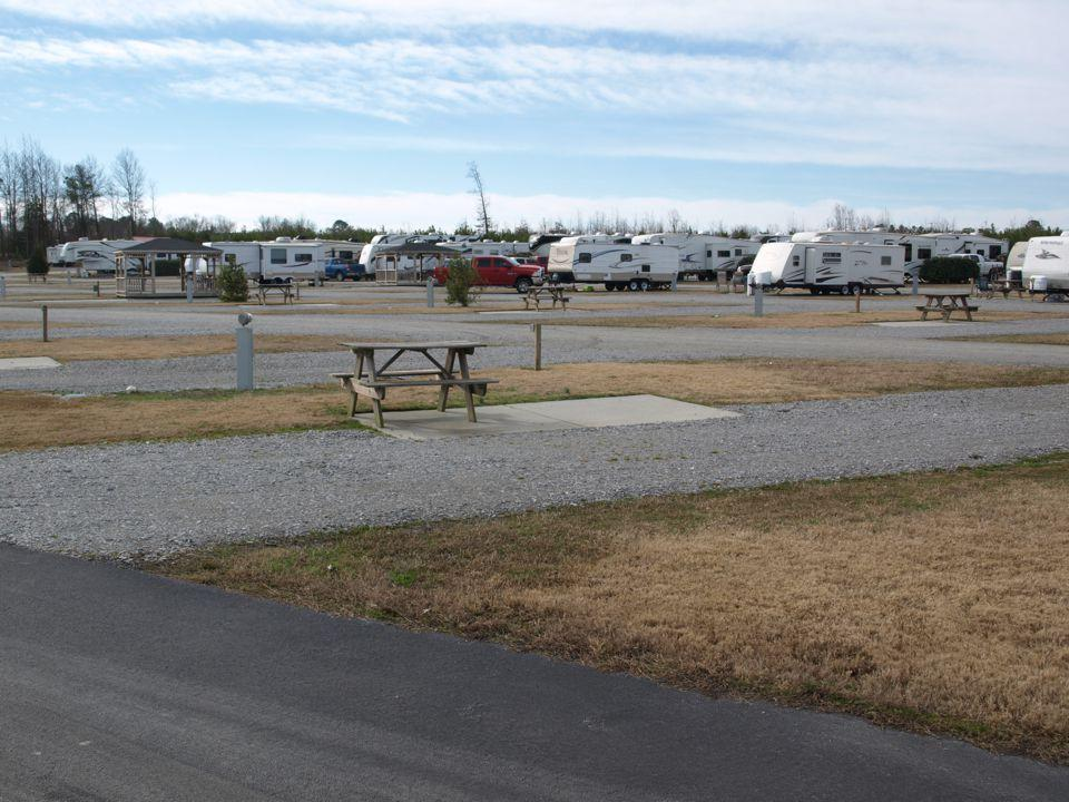 RV Resort at Carolina Crossroads