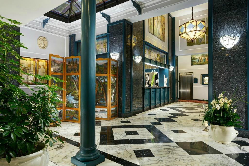 ホテル ベルキエリ