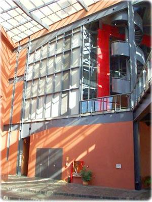 Memorial de Curitiba Londrina - Teatro