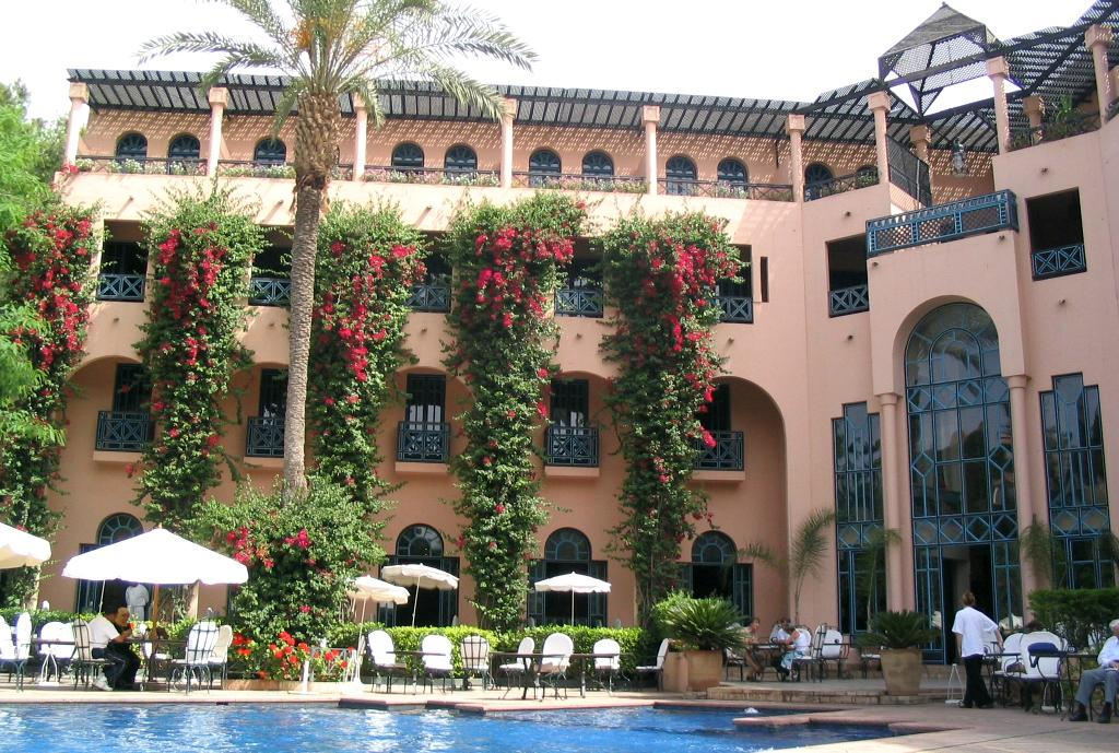 Hotel Marrakech Le Tichka Updated 2017 Prices Reviews