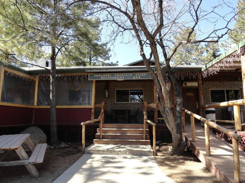 Hualapai Mountain Resort Kingman Restaurant Reviews
