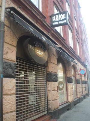 Trompeten Bar