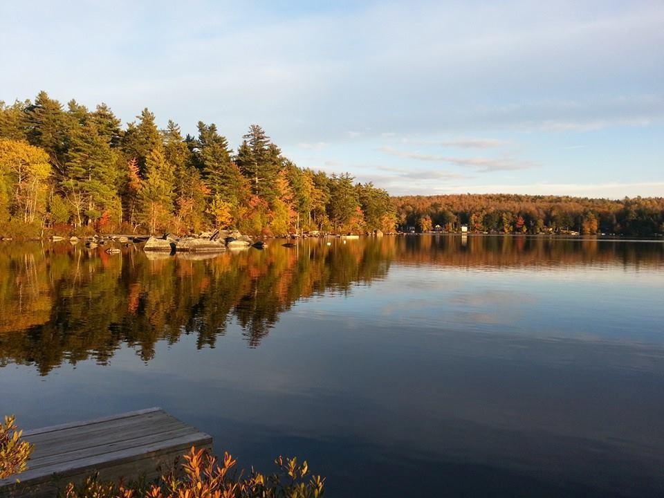 Branch Lake Camping Area