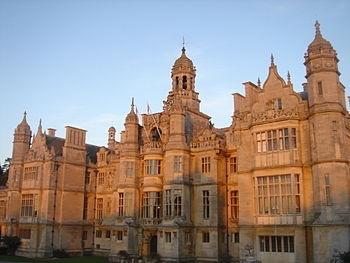 ‪Harlaxton Manor‬