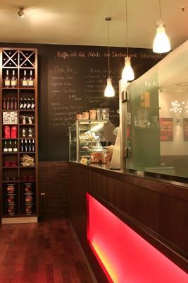 Aroma Gourmet Coffee