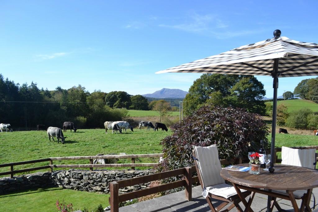 Llannerch Goch Luxury Cottages