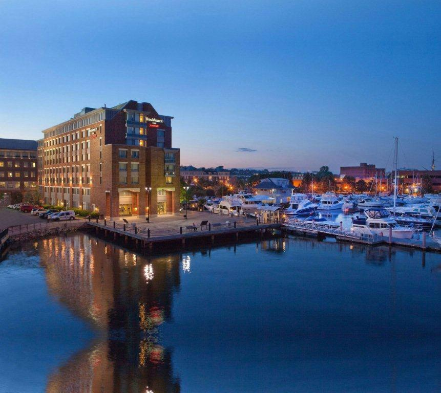‪Residence Inn by Marriott Boston Harbor on Tudor Wharf‬