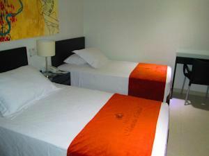 Hotel Monteria Central