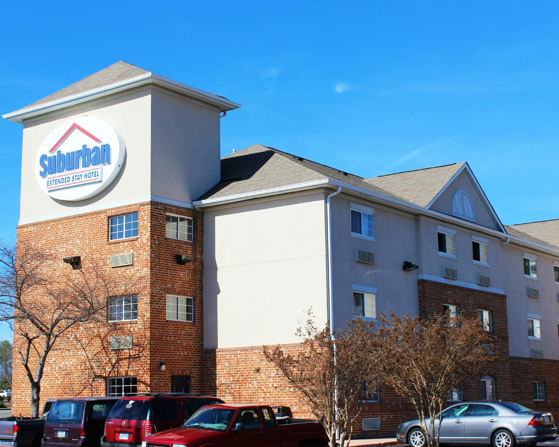 Suburban Extended Stay Hotel - Richmond