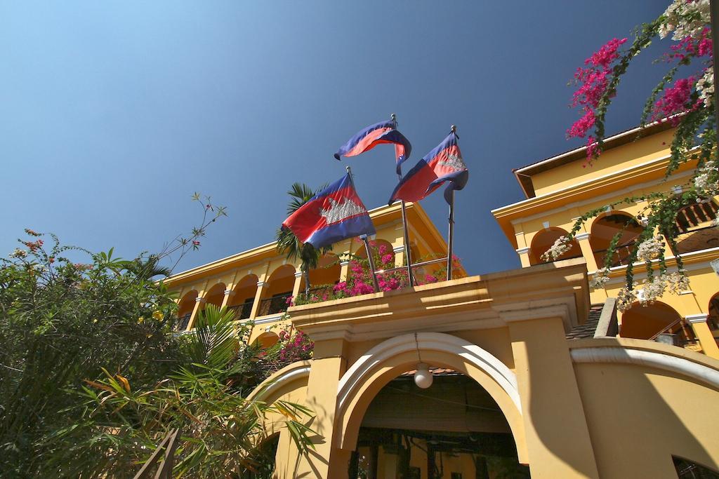 Auberge Mont-Royal d'Angkor