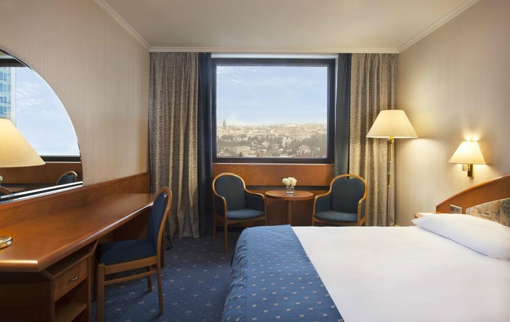 โรงแรม พาโนราม่า ปราก