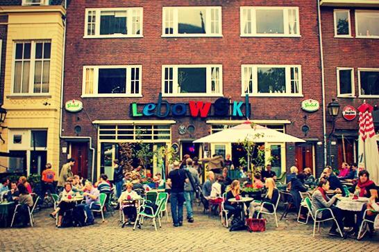 Grand cafe Lebowski