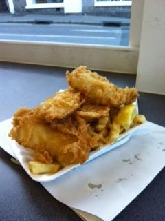 Lewis Fish and Chips