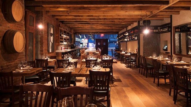 bocca di bacco new york city 635 9th ave midtown restaurant