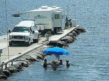 Blue Fin Rock Harbor Marina & RV Resort
