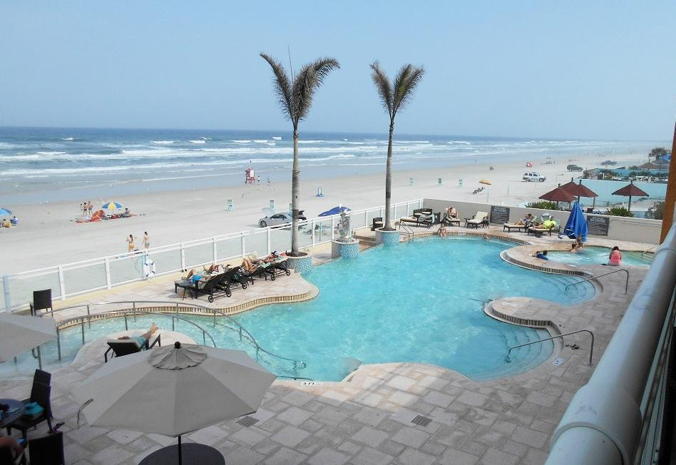 Residence Inn Daytona Beach Oceanfront FL Hotel Review - Daytona beach oceanfront house rentals