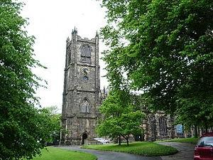 Lancaster Priory Church