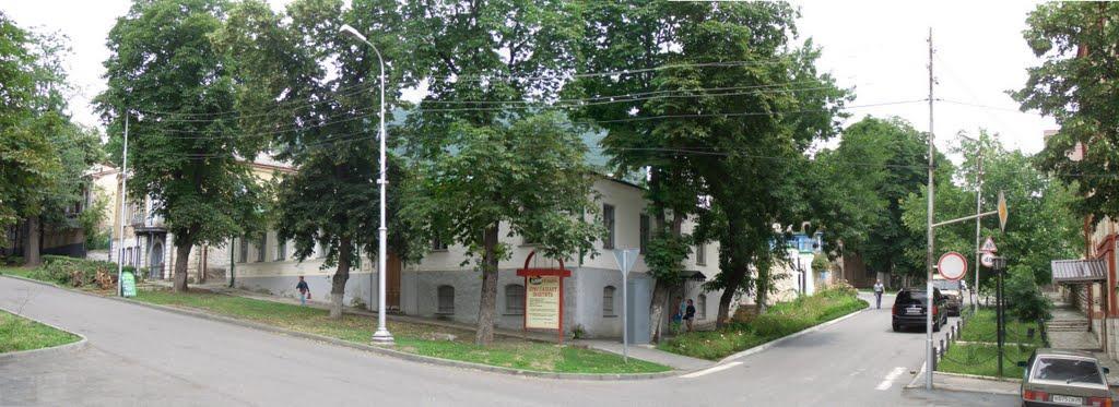 Pyatigorsk Chamber Drama Theater Krupny Plan