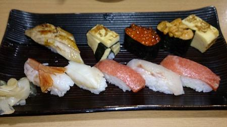 Tomi Sushi Nigata Bandai