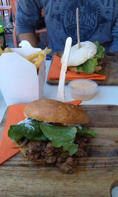 Enuf Burger Bar Brighton