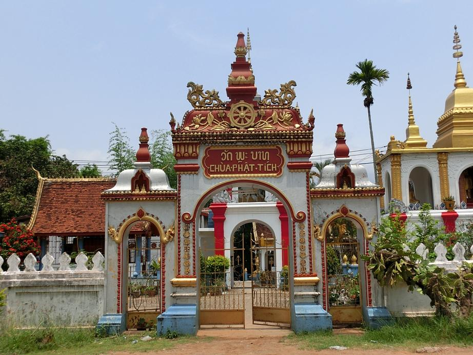 Wat Phra Bat Tai - Luang Prabang - Ce quil faut savoir ...