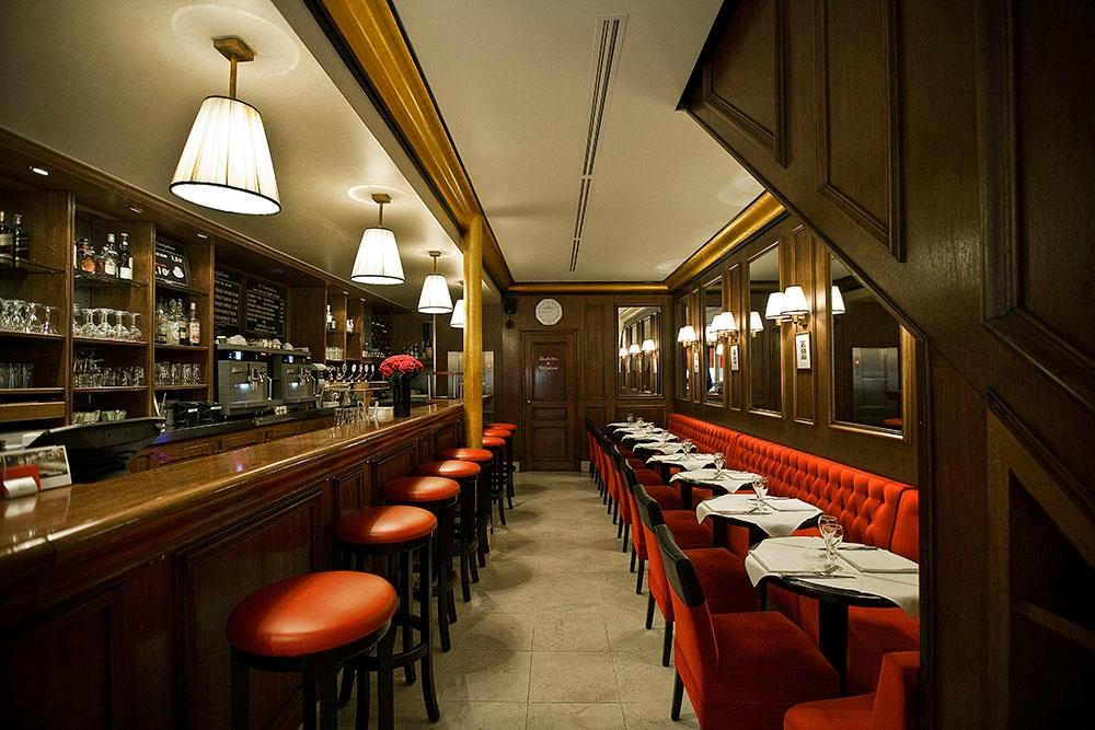 Le Castiglione, Paris - Louvre / Palais-Royal - Restaurant Reviews ...