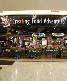 Eat & Eat, Grand Metropolitan Mall, Bekasi