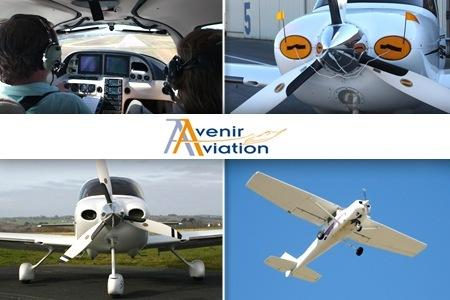 ‪Avenir Aviation‬