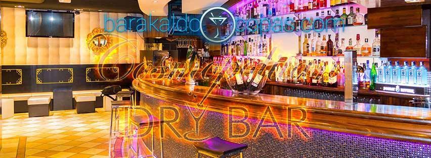 Cosmopolitan Dry Bar