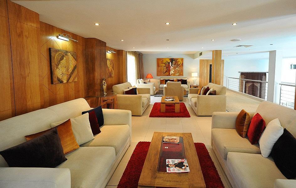 Casablanca appart 39 hotel maroc voir les tarifs 29 avis for Salon zen rabat tarifs
