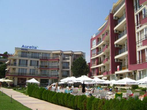 Aurelia Beach Complex