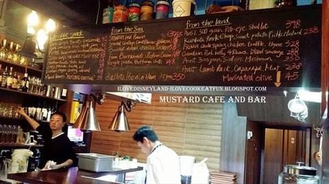 Mustard Cafe and Bar
