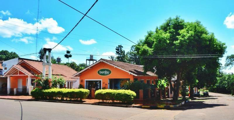 Hostel Bambu Puerto Iguazu