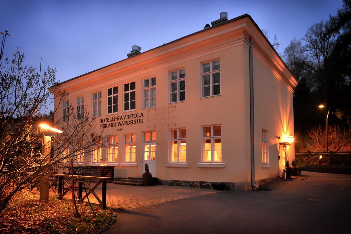 Hotel-Restaurant Fiskars Wardshus 1836