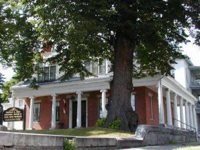 Bangor Historical Society and Thomas A. Hill House Museum