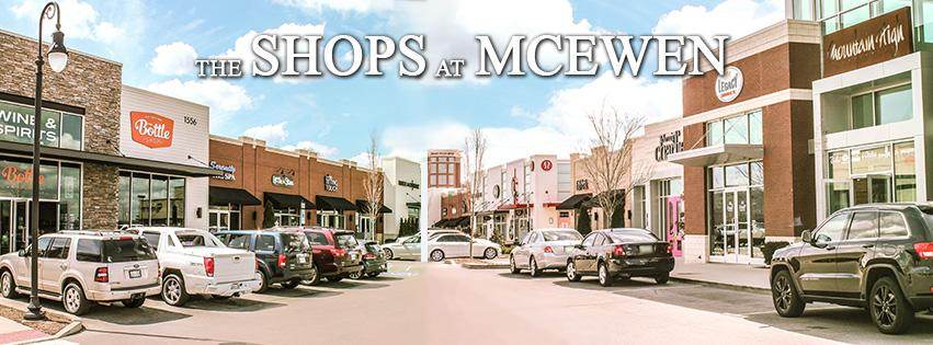 ‪McEwen Shopping Center‬