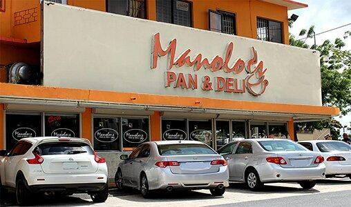 Manolo's Pan & Deli