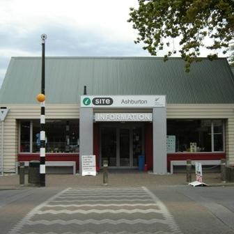 ‪Ashburton i-SITE Visitor Information Centre‬
