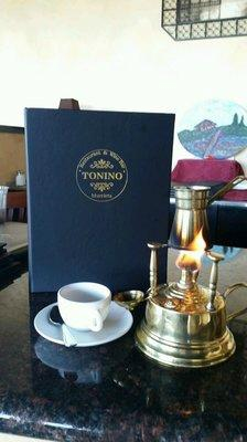 Tonino Restaurant & Wine Bar