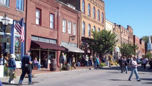 Historic Jonesborough Walking Tour