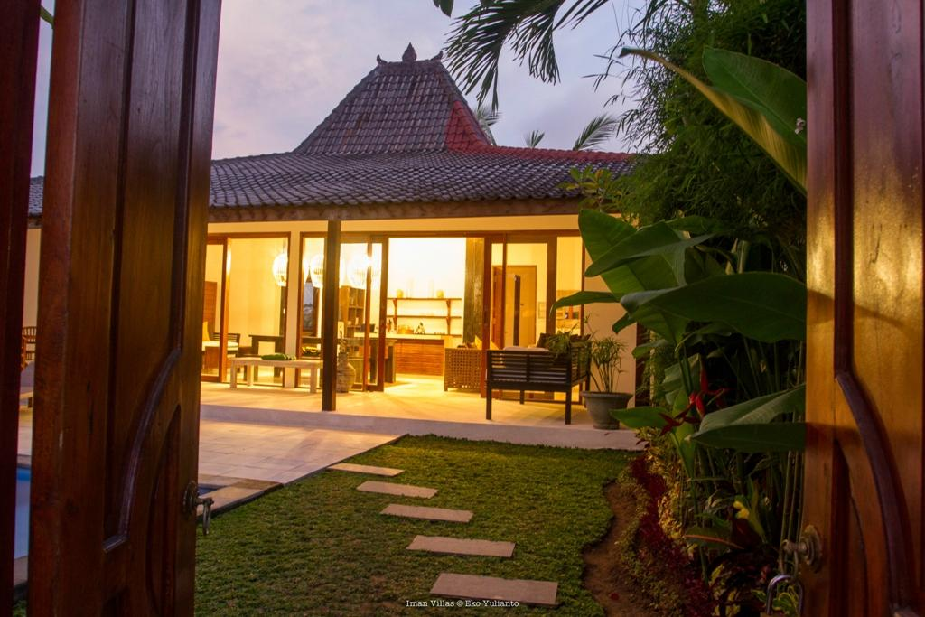 Iman Villas 'Real Bali' Luxury Ubud Villas
