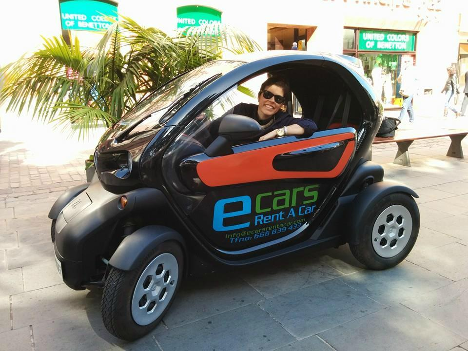 E Cars Rent A Car Santa Cruz De Tenerife Spain Top