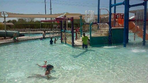 Mesquite Groves Aquatic Center