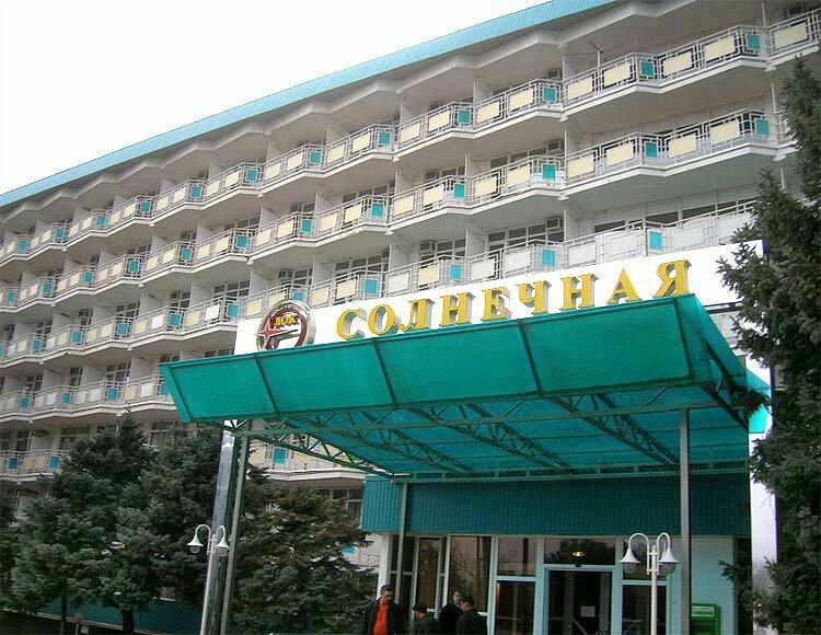 Solnechnaya Hotel